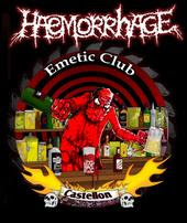 HAEMORRHAGE EMETIC CLUB