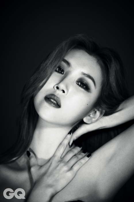 Wonder Girls' Sunmi