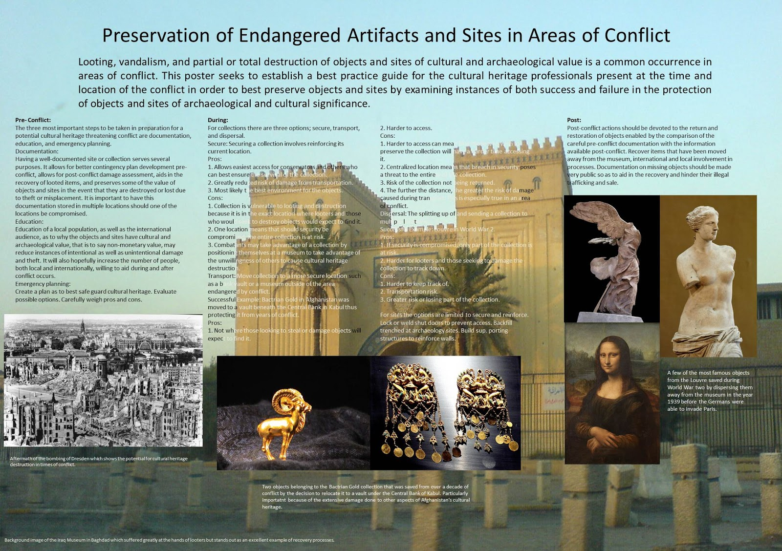 Conversations On Conservation Of Cultural Heritage Preservation Of