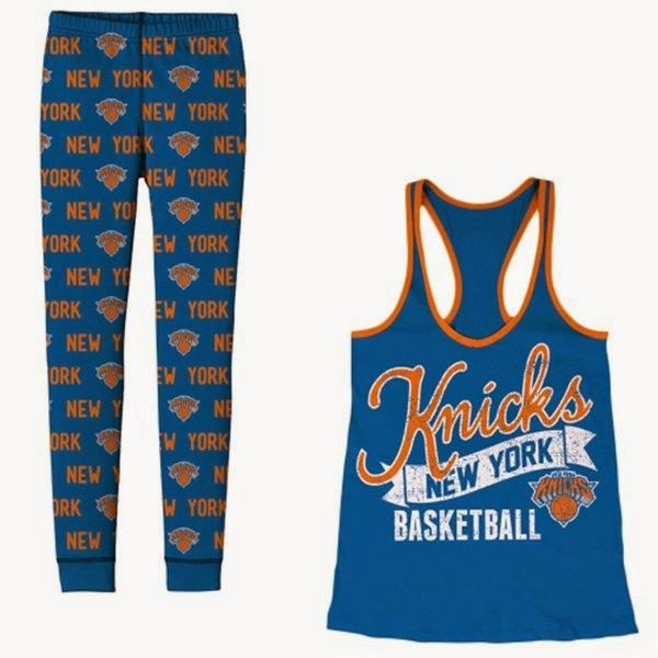 New York Knicks NBA Pajama Set