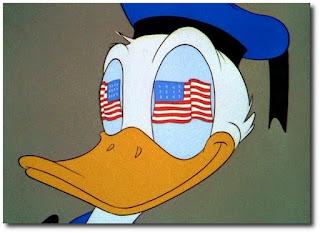 donald eeuu propaganda disney walt duck pato