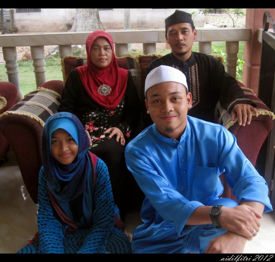 Keluarga Zamsari