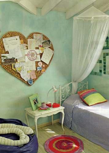 Decora el hogar dormitorios infantiles estilo vintage Recamaras estilo vintage