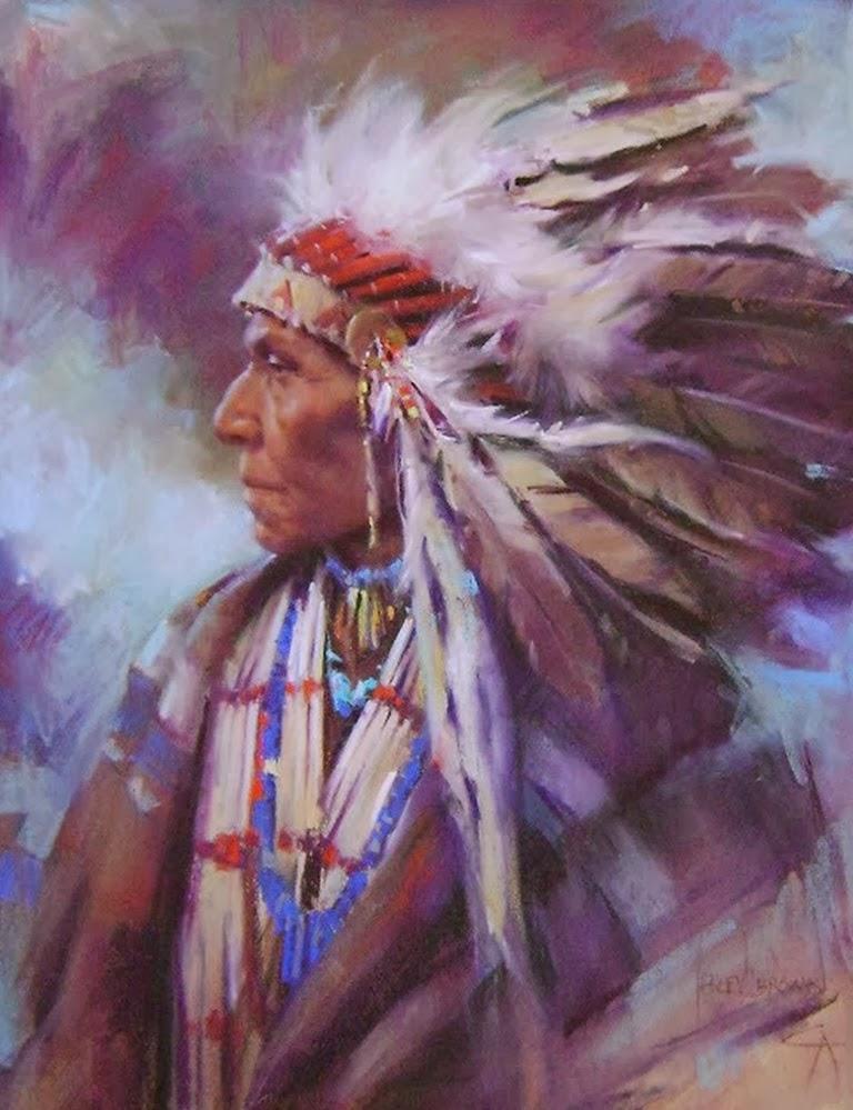 retratos-indios-americanos