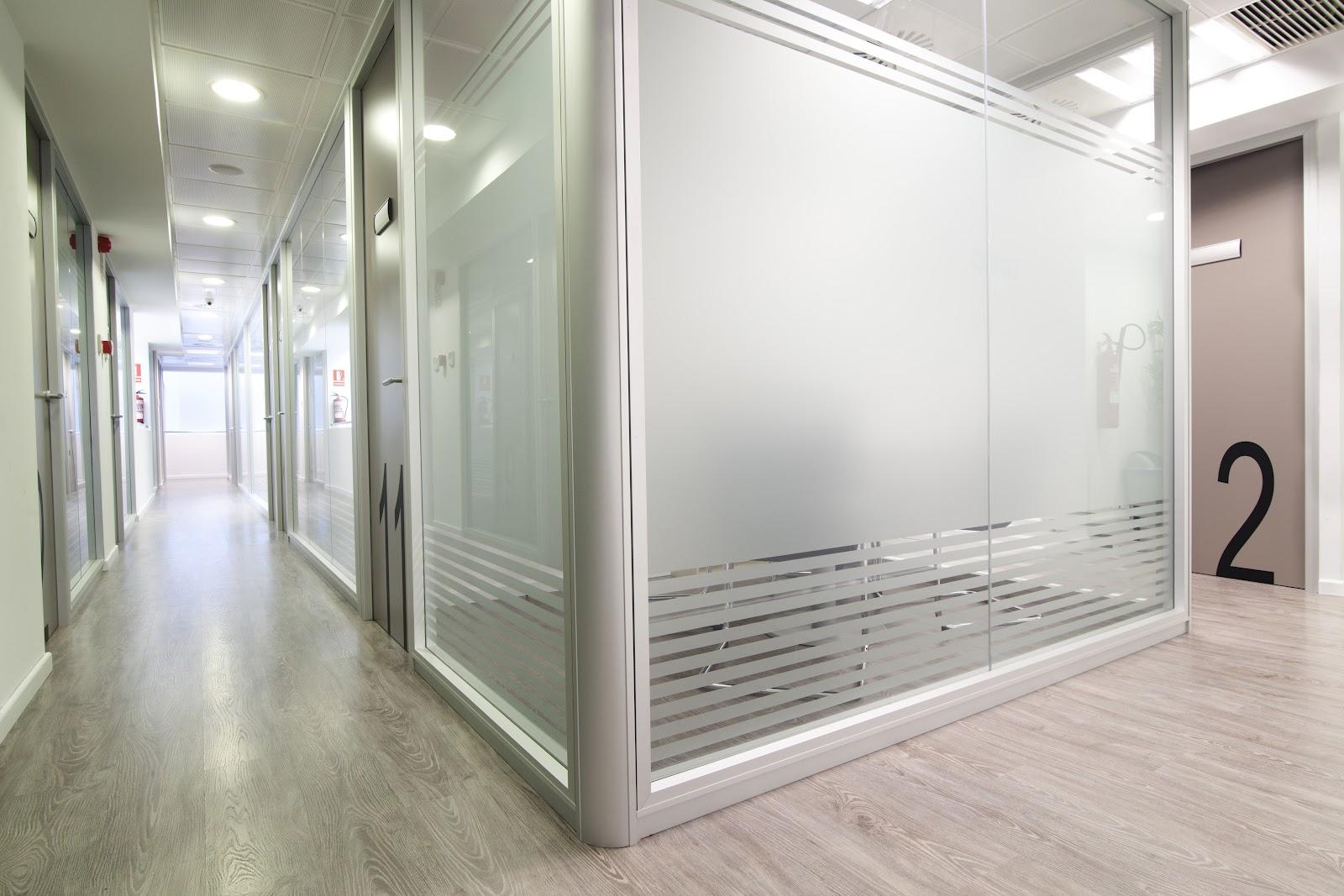 Centro de Negocios Josep Tarradellas | Impacto Visual Bcn ...
