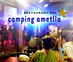 Restaurant del Camping Ametlla