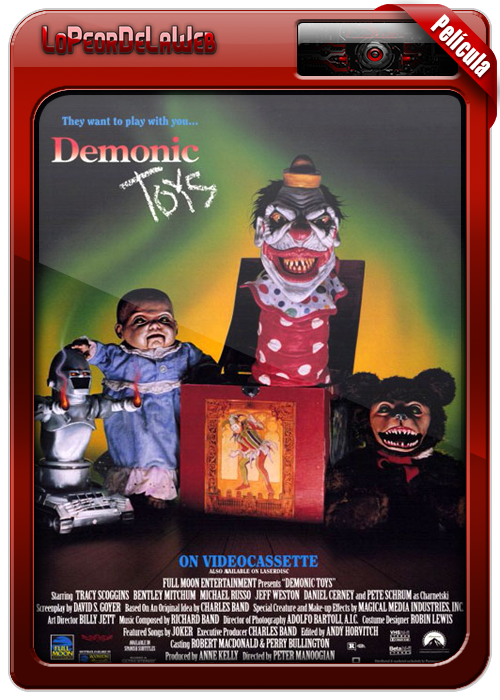 Demonic Toys (1992) [ BrRip-1080p-Mega]