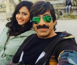 Ravi Teja kick 2 Movie Working Photos