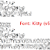Font Kitty (version 5 & 6)