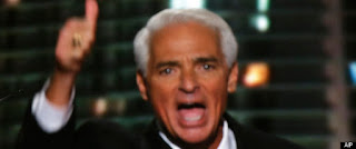 Charlie Crist joins the Democratic Party