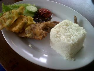 Nasi Cimandiri Bandung