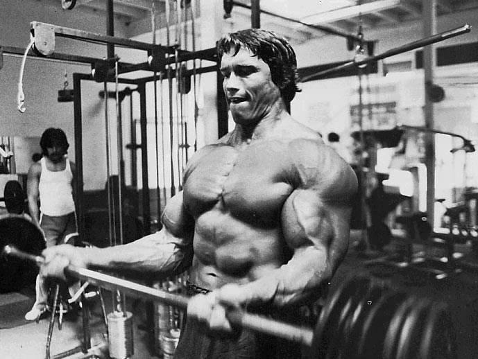early arnold schwarzenegger photos. andarnold schwarzenegger