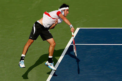 Leonardo Mayer Photos 2012