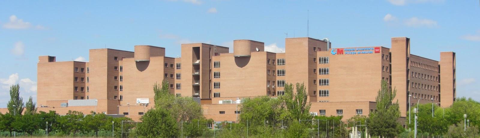 Hospital Príncipe de Asturias Aulas Hospitalarias