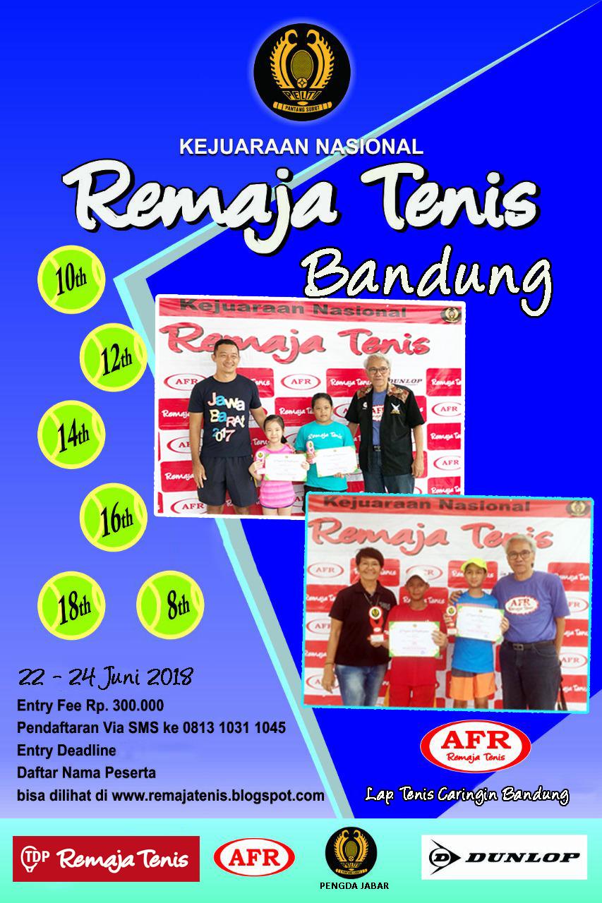 RemajaTenis Bandung