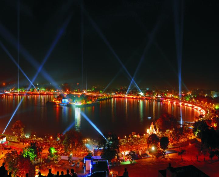 Kankaria Lake In Ahmedabad History Of India