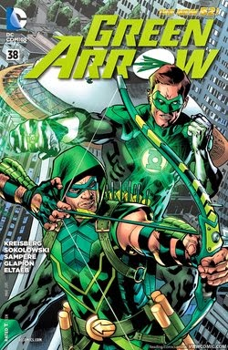 green arrow 38
