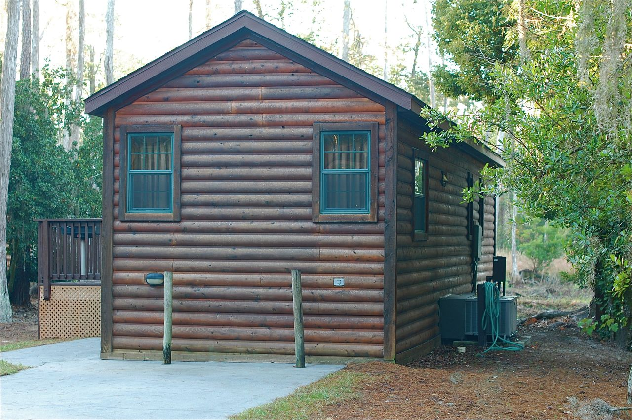 A Look At The Cabins At Disney S Fort Wilderness Resort