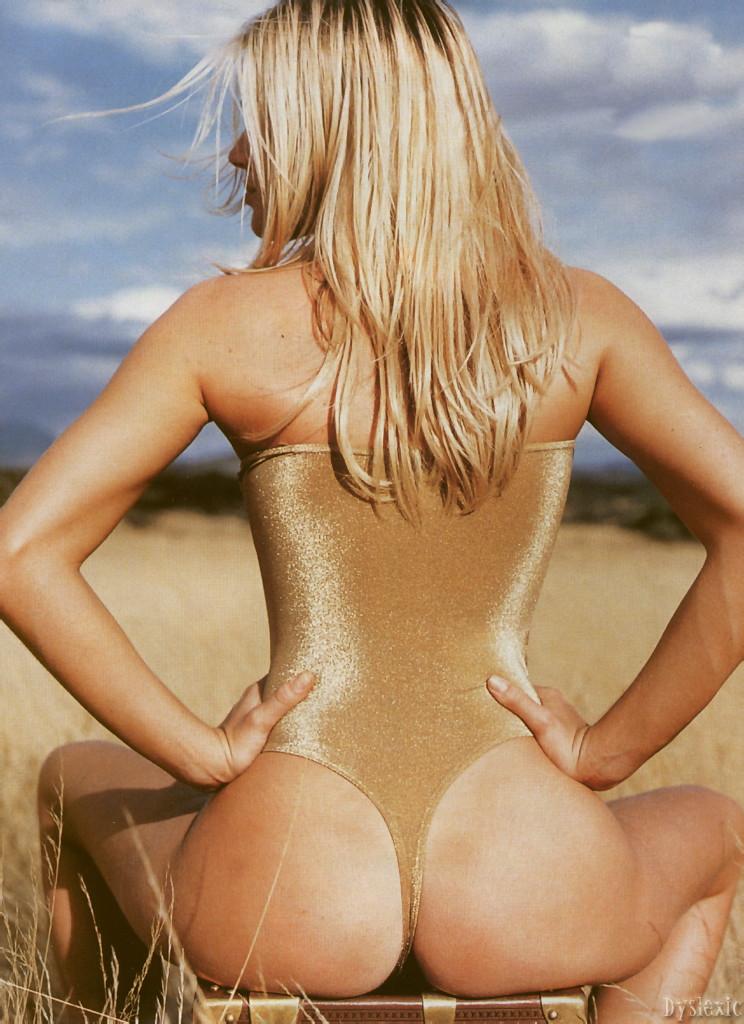 ass naked rebecca romijn stamos
