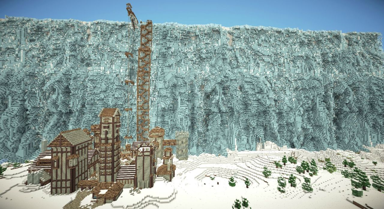 Earth Using Minecraft