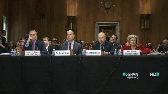 Senate Panel (Credit: CSPAN) Click to enlarge.