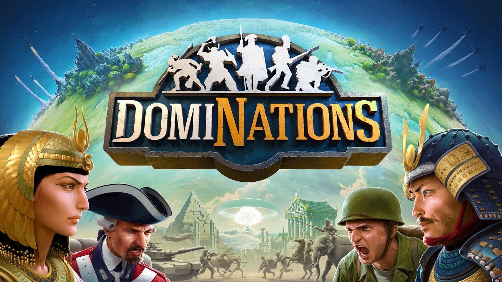 Download DomiNations Game for PC