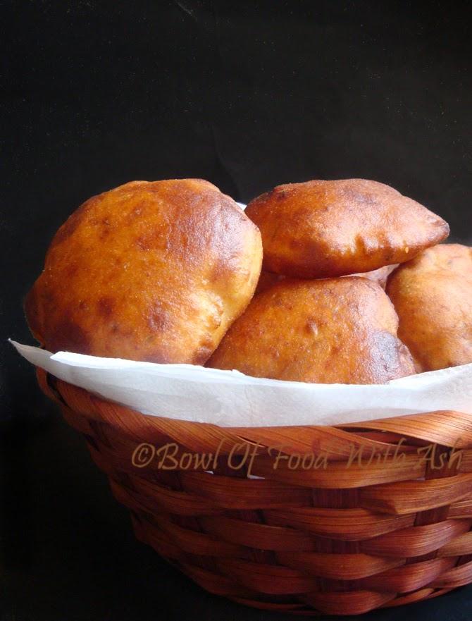 Mangalore Buns Recipe