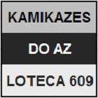 KAMIKAZE LOTECA 609 - MINI