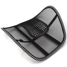 Enjoy a backrest support that protects your back and relieves you from stress