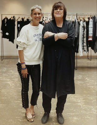 Isabel Marant & Margareta van den Bosch, Creative Advisor at H&M