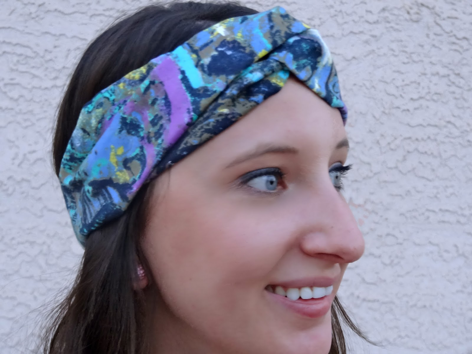 giveaway open headband flower baby