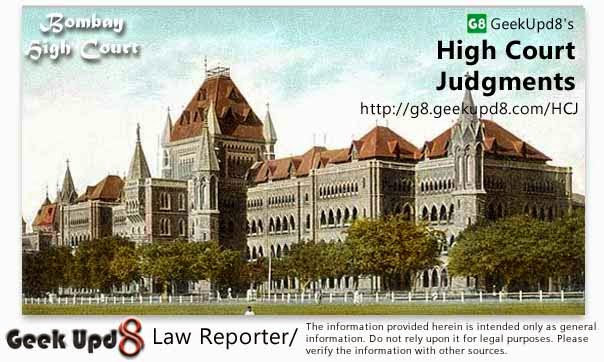 Bombay High Court Judgments
