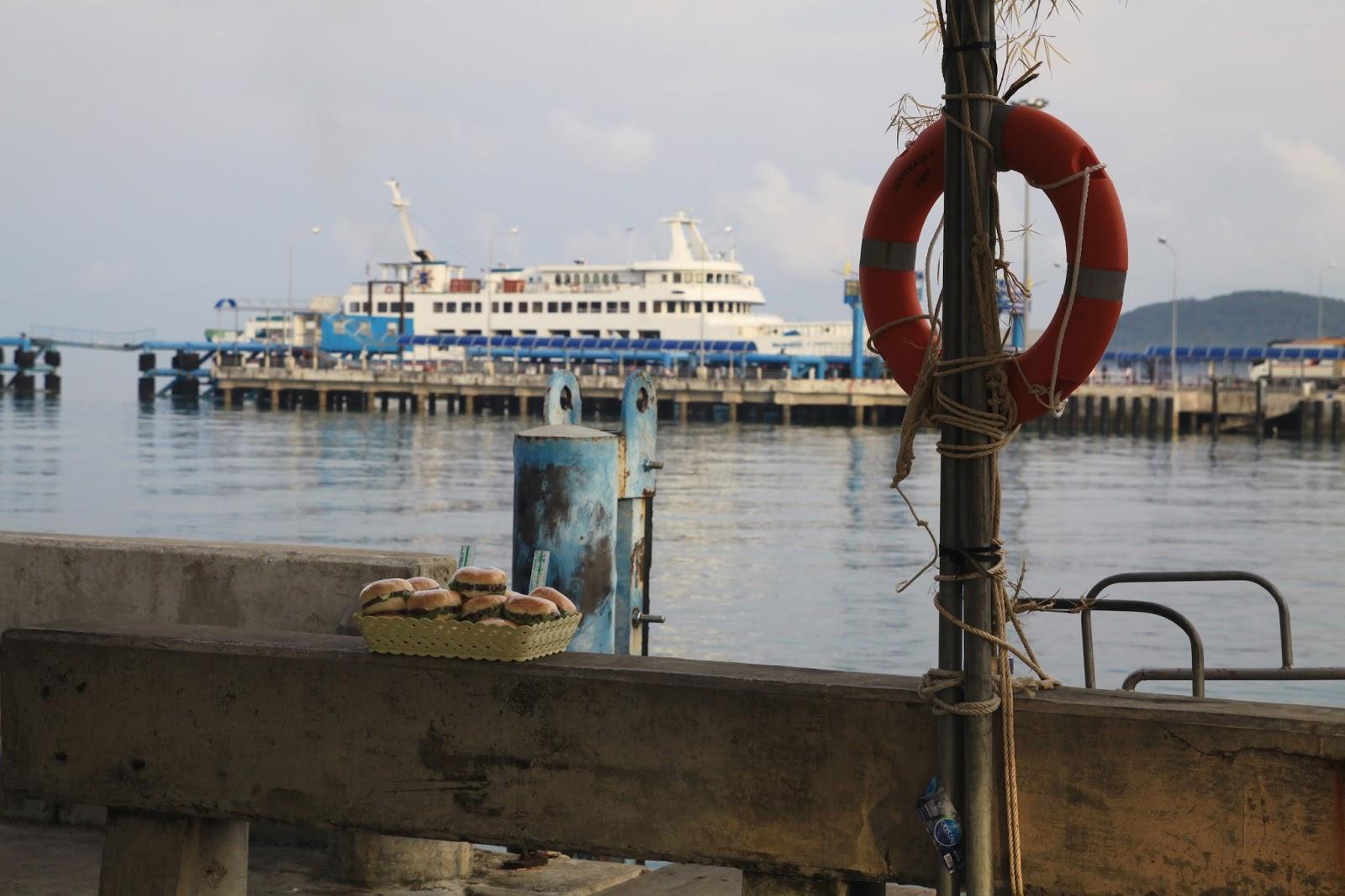 Surat Thani Ferry, Koh Samui Ferry