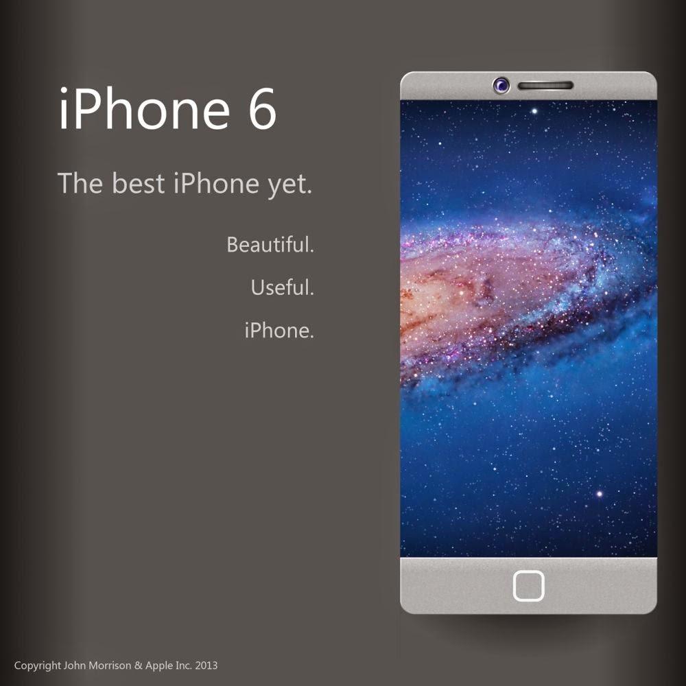 Bocoran Lengkap Spesifikasi Apple iPhone 6