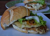 Sanduíche Americano (vegana)
