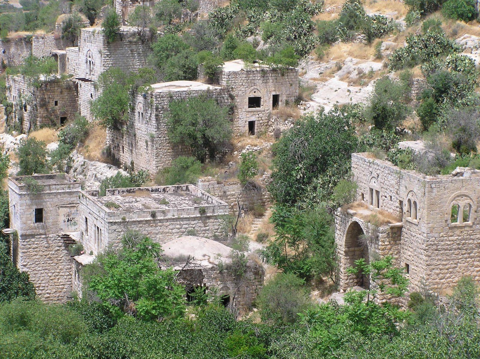 Lifta Palestine 39 S Last Village Faces Bulldozers Lifta To