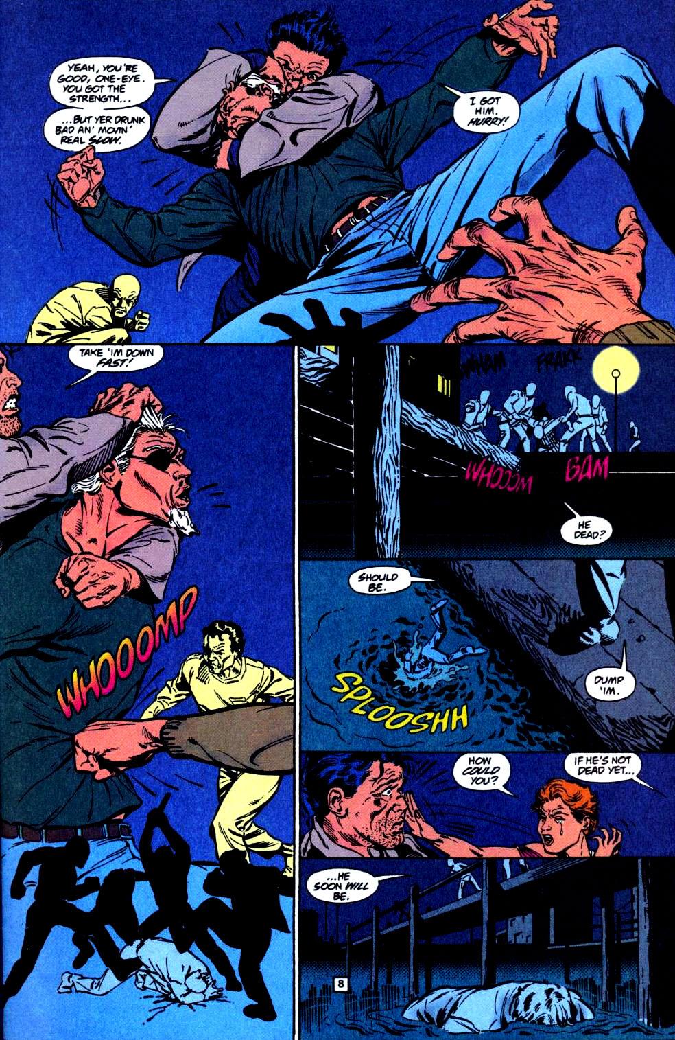 Deathstroke (1991) Issue #35 #40 - English 9
