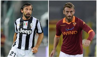 Juventus-Roma streaming