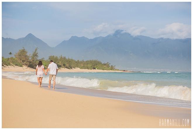 Maui Anniversary Photographer