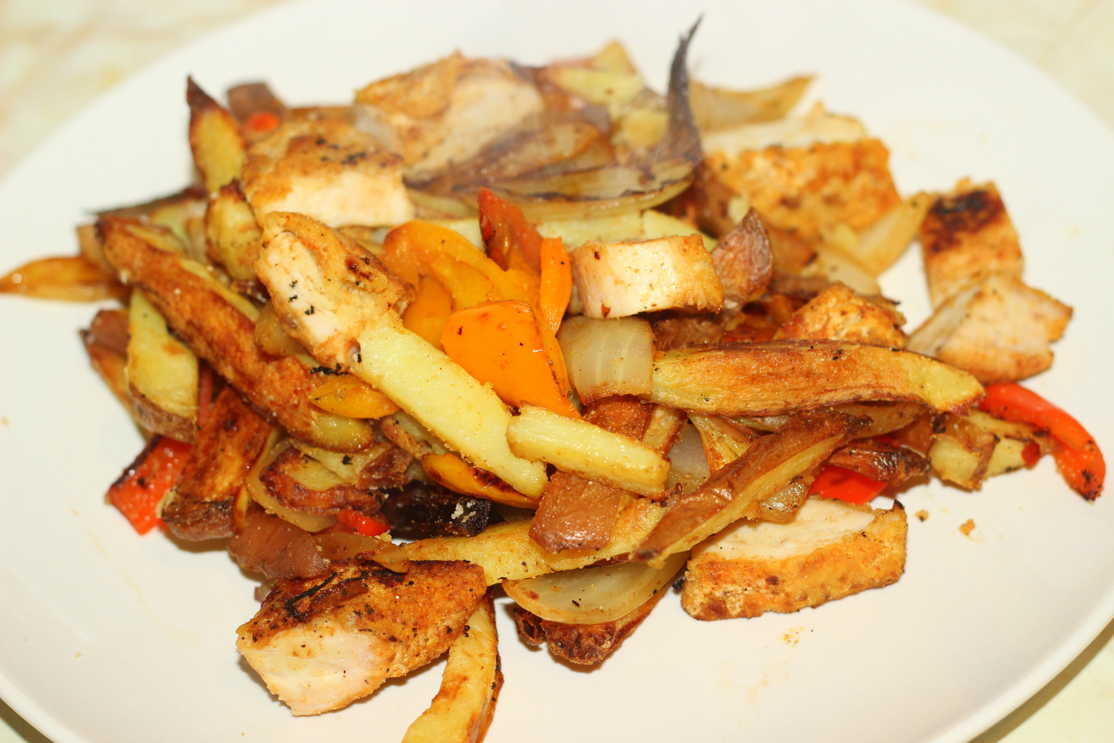 The slimming world friendly spice bag recipe lovely The slimming world