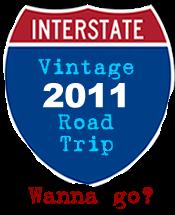 Vintage Summer Road Trip