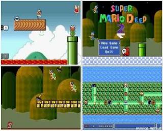 Super Mario Deep 2