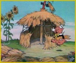 Cuenta cuentos los tres cerditos for Costruendo su a casa mia