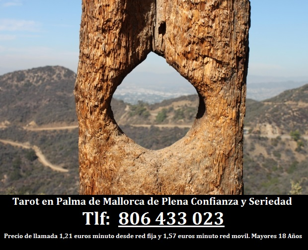 Tarot en Palma de Mallorca de Plena Confianza y Seriedad