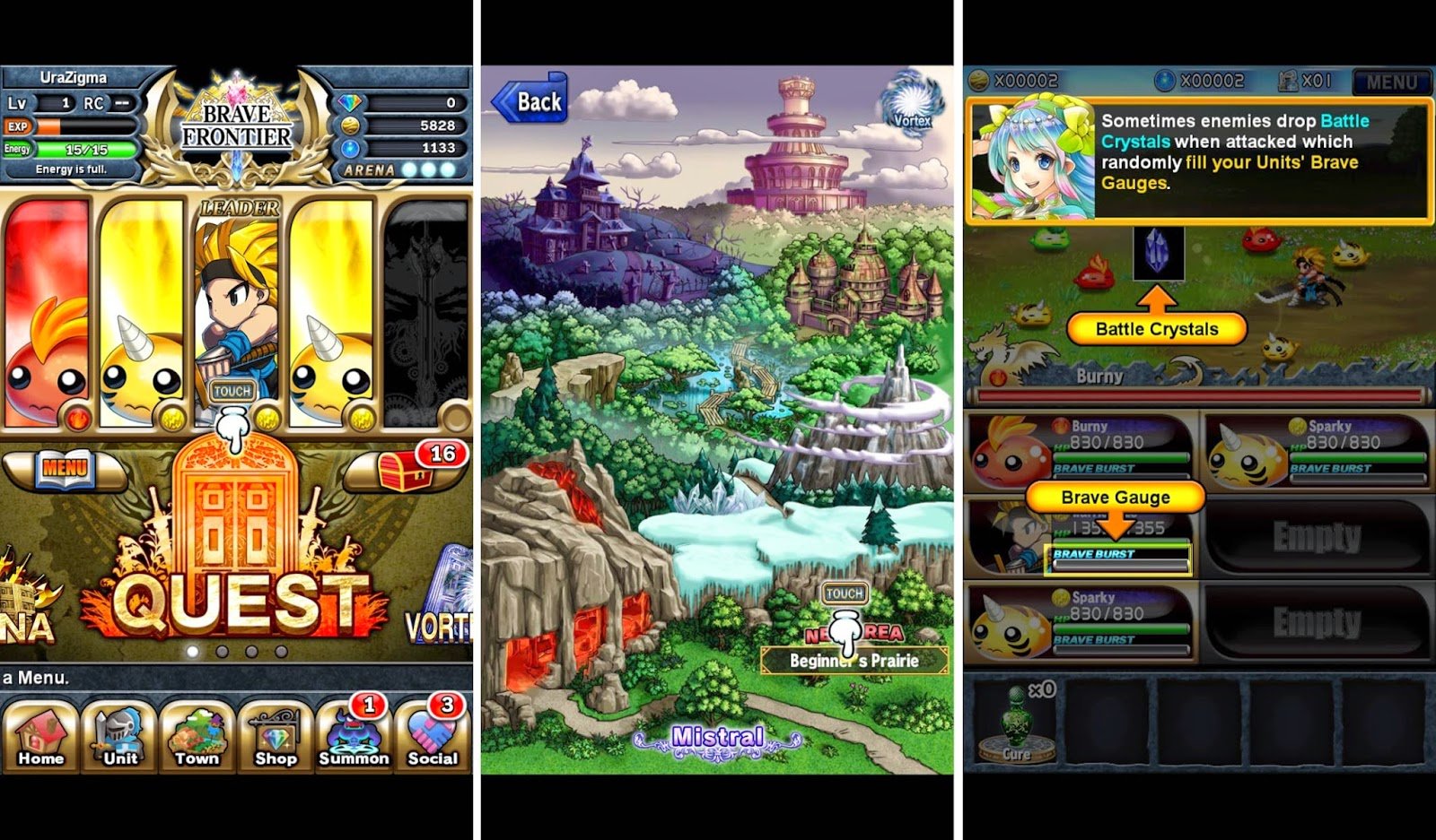 brave frontier modded apk