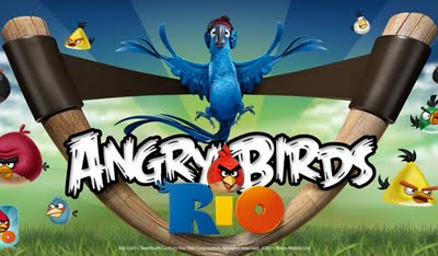 Free Download Angry Birds Rio v1.2.2 PC Game