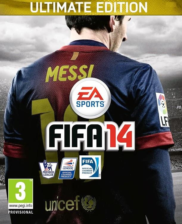 fifa 15 ultimate team edition update 4 crack 3dm v2