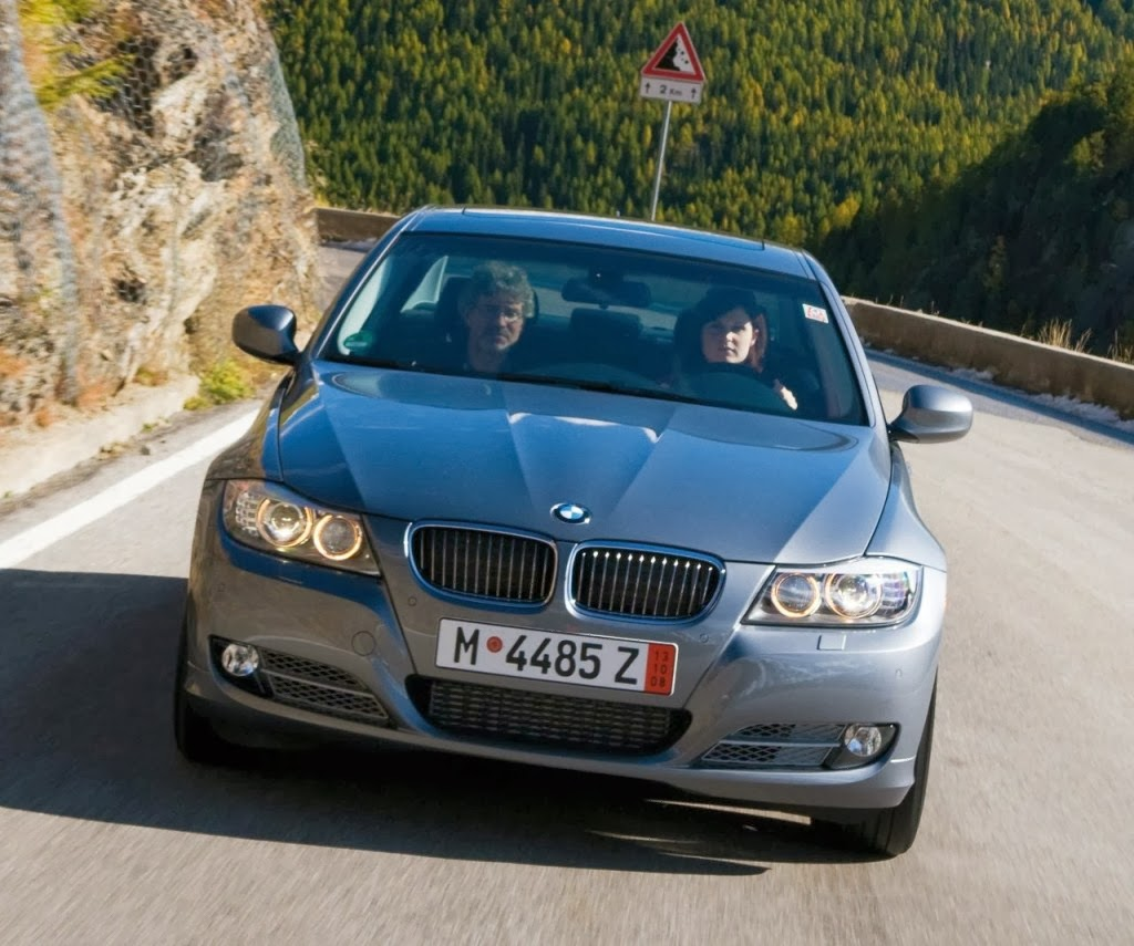 2014 BMW 335d Car Wallpaper