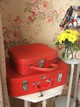 Vintage Suitcase Love...