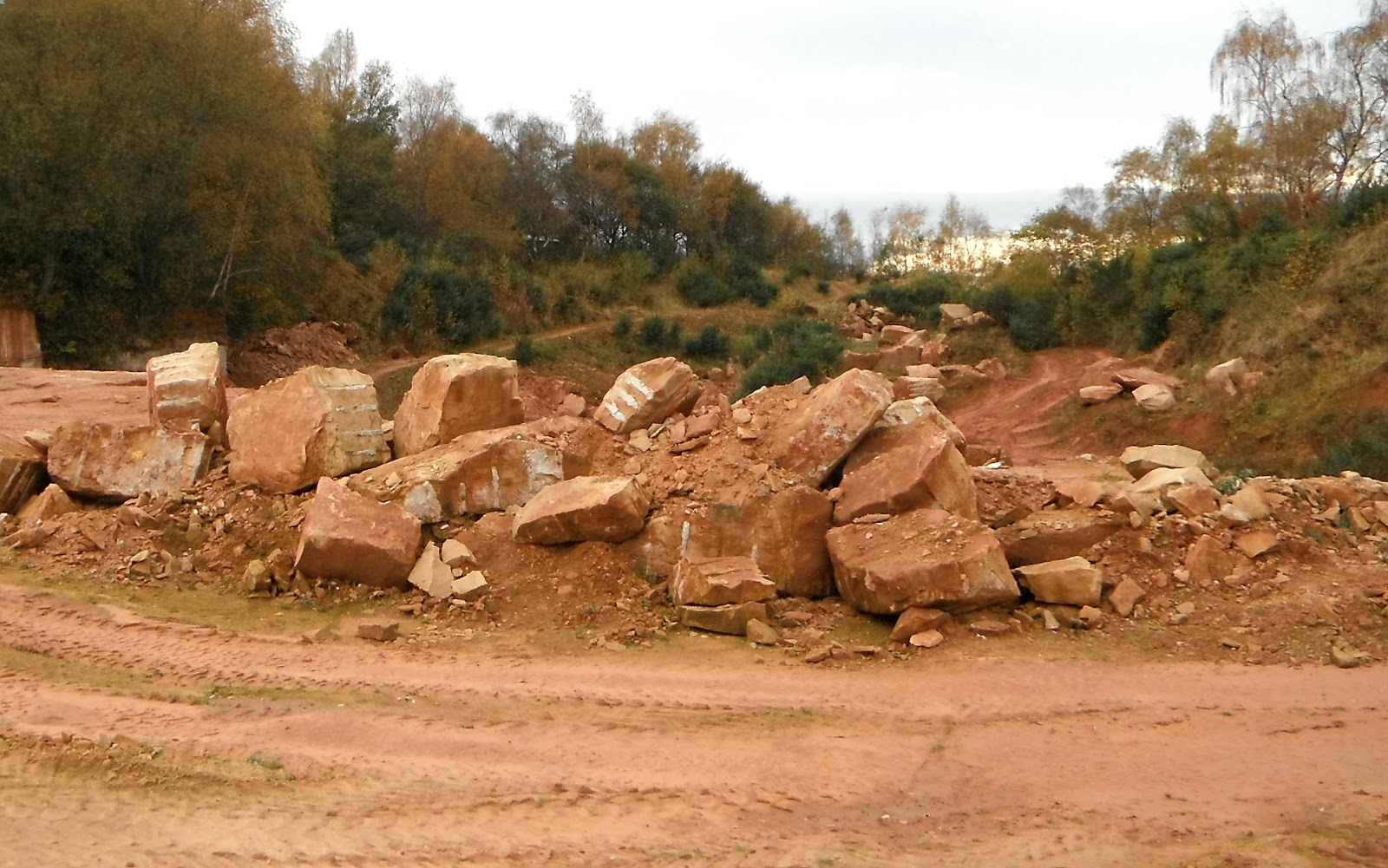 Hollington stone